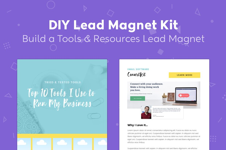 DIY Lead Magnet: Tools & Resources