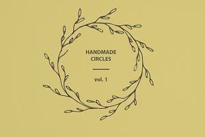 Handmade Circles Vol. 1