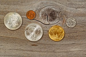 Coin History of United States