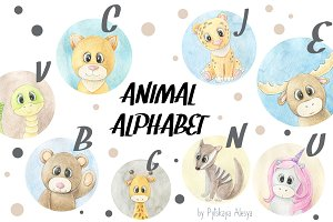 Animal Alphabet - Animal ABC