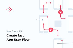 User Flower Kit for User Flow