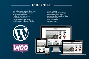 Emporium - WordPress & WooCommerce