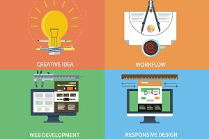Idea, Design, Web Development