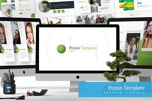 Piston - Keynote Template
