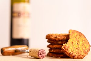 Wine and Biscuits