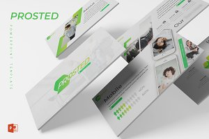 Prosted - Powerpoint Template