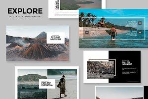 Explore Indonesia Powerpoint