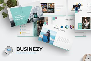 Businezi - Keynote Template