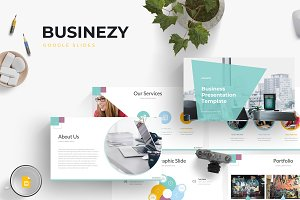 Businezy - Google Slides Template