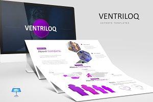 Ventriloq - Keynote Template