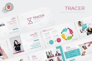 Tracer - Powerpoint Template