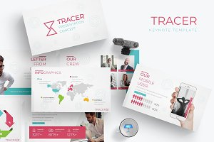 Tracer - Keynote Template