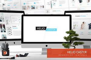 Heliocaster - Powerpoint Template