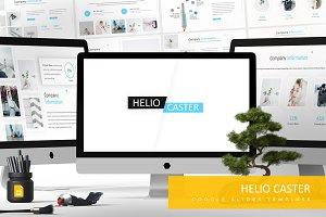 Heliocaster - Google Slides Template