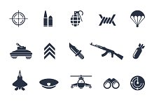 by  in Military Icons