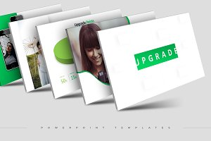 Upgrade - Powerpoint Template