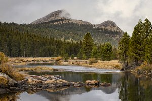 Tuolumne Meadows, Yosemite National