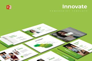 Innovate - Powerpoint Template