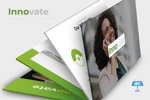 Innovate - Keynote Template