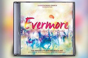 Evermore CD Album Artwork