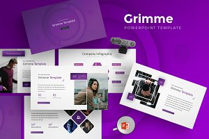 Grimme - Powerpoint Template