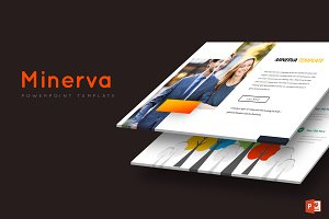 Minerva - Powerpoint Template