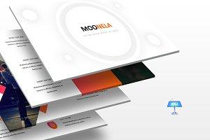 Moonela - Keynote Template