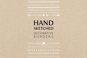 Hand Sketched Borders