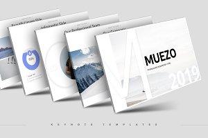 Muezo - Keynote Templates