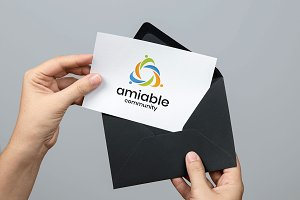 Amiable - Community Logo