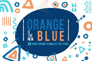 Orange is the new Blue