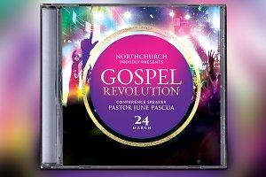Gospel Revolution CD Album Artwork
