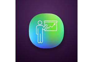 Presentation app icon