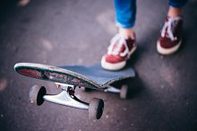 Skateboard by  in Sports