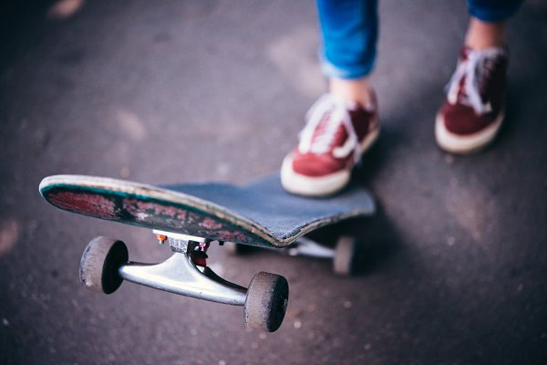 Stock Photos: ffforn studio store - Skateboard