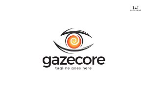 Gaze Core Logo