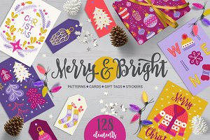 Merry & Bright Kit