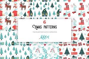Сute Christmas Patterns Part I