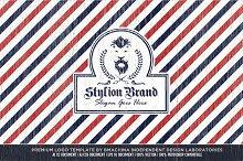 Stylion Brand Logo Template