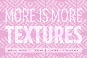 More is more textures vol.2