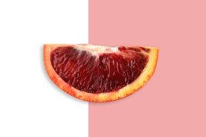 Sicilian red orange