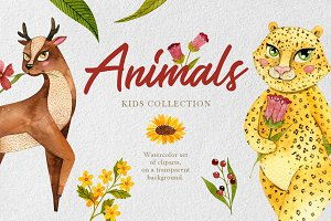 Kids collection - Animals