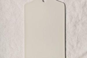 White cutting board