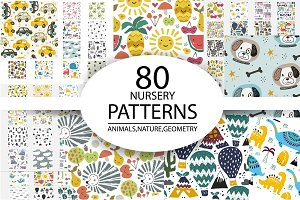 Nursery patterns bundle