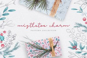 Mistletoe Charm - Patterns