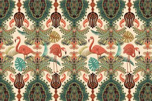 3 Ornamental Patterns