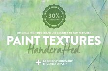 120 Textures + 60 Brushes