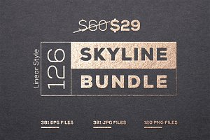 SKYLINE BUNDLE // 50%OFF