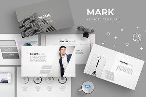 Mark - Keynote Template