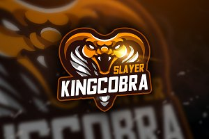 King Cobra Slayer - Mascot & Esport